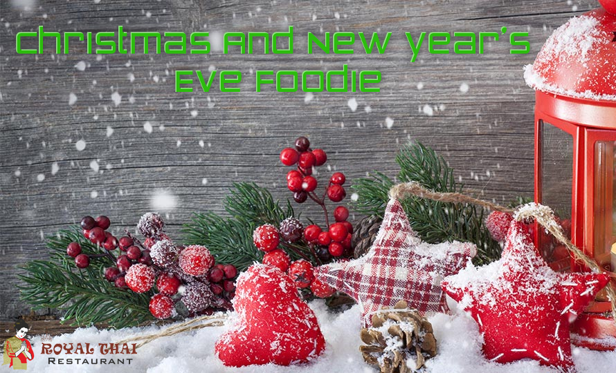 Christmas And New year's Eve Foodie