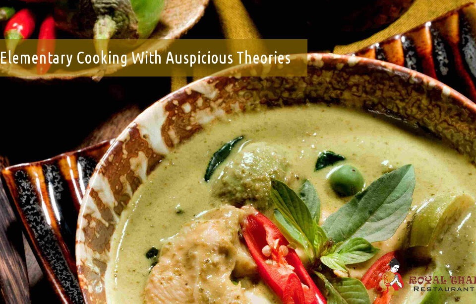 Elementary Cooking With Auspicious Theories