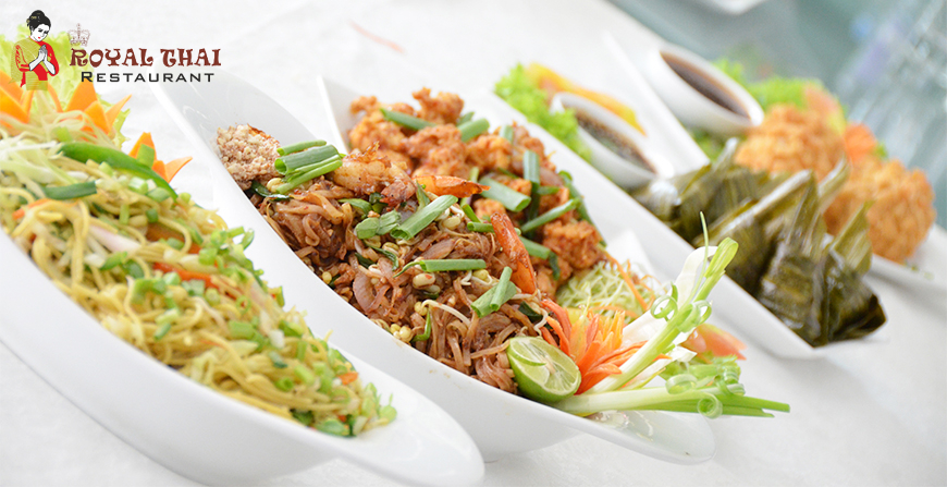 Scrumptious Thai Food Dishes For Parties